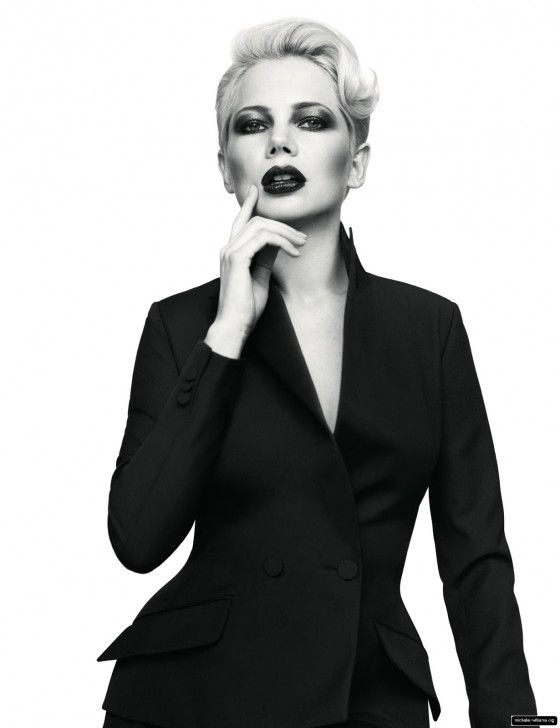 Michelle Williams for Another Magazine Photoshoot 2013 -12