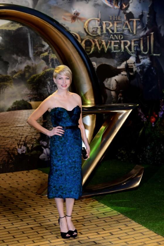 Michelle Williams - Premiere of Oz -02