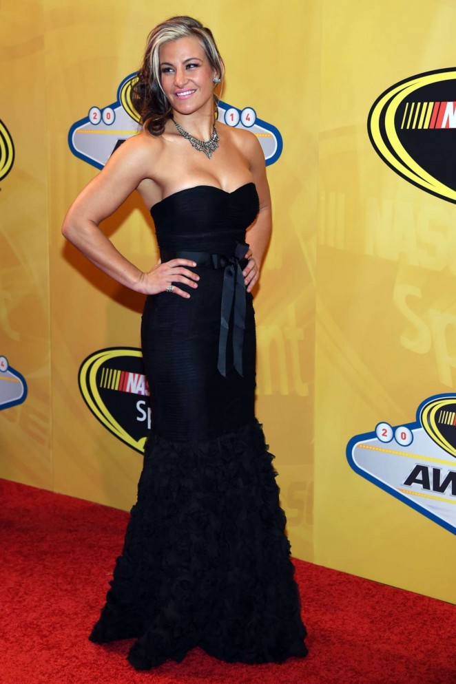 Miesha Tate – 2014 Nascar Sprint Cup Series Awards in Las Vegas
