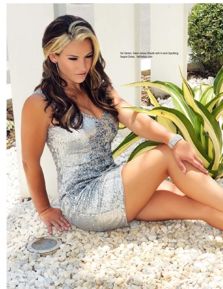Miesha Tate - Regard Magazine (August 2014)