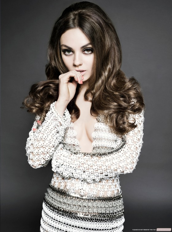 Mila Kunis -Allure March 2013 -02
