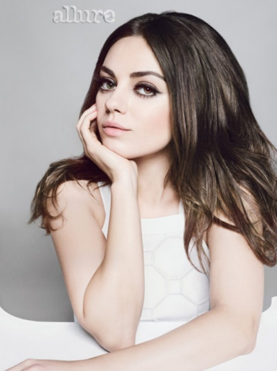 Mila Kunis for Allure 2013 -01