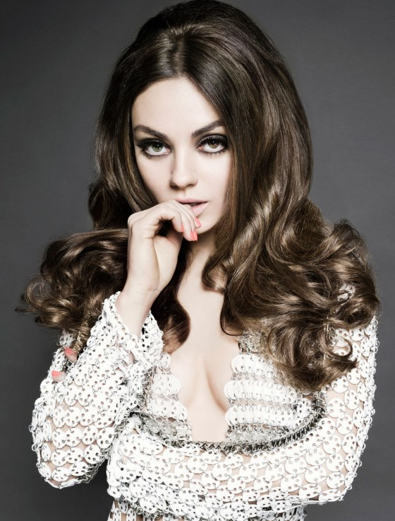 Mila Kunis for Allure 2013 -03