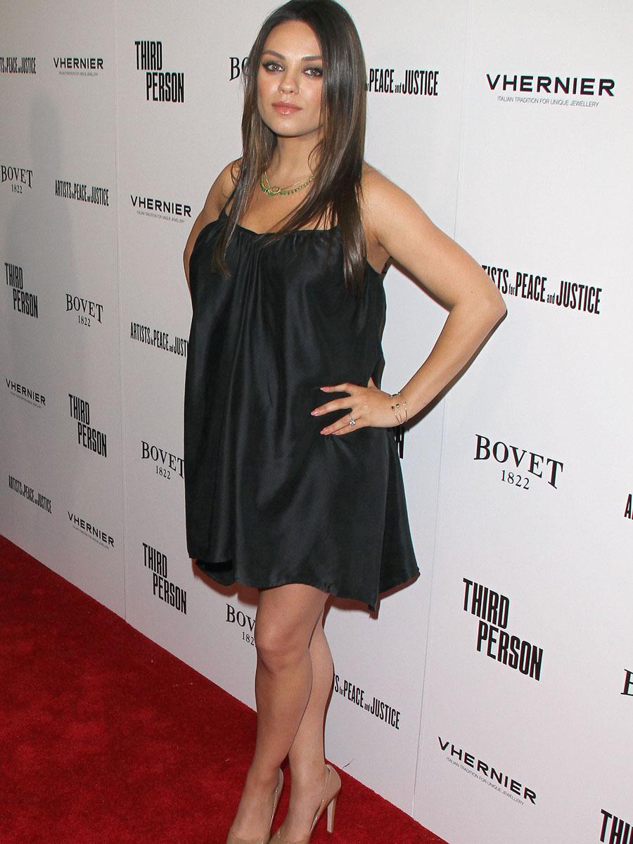 Mila Kunis 2014 : Mila Kunis: Third Person Premiere -01