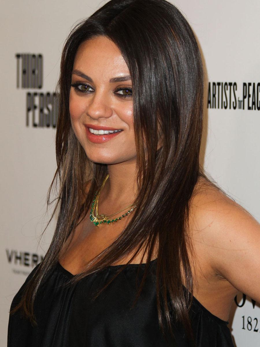 Mila Kunis 2014 : Mila Kunis: Third Person Premiere -11