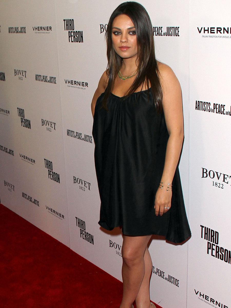 Mila Kunis 2014 : Mila Kunis: Third Person Premiere -17