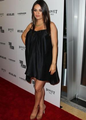 Mila Kunis: Third Person Premiere -21