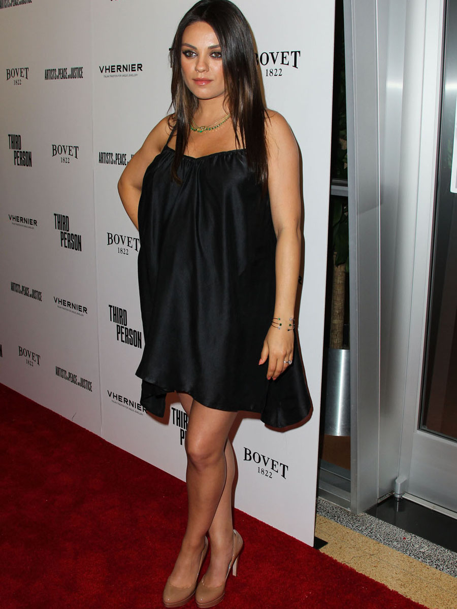 Mila Kunis 2014 : Mila Kunis: Third Person Premiere -21