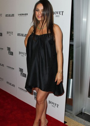 Mila Kunis: Third Person Premiere -25