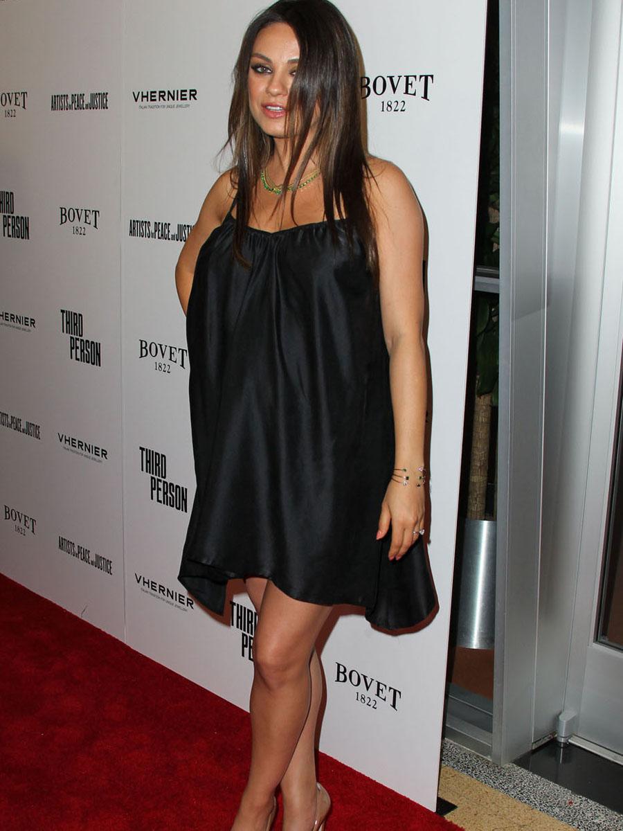 Mila Kunis 2014 : Mila Kunis: Third Person Premiere -25