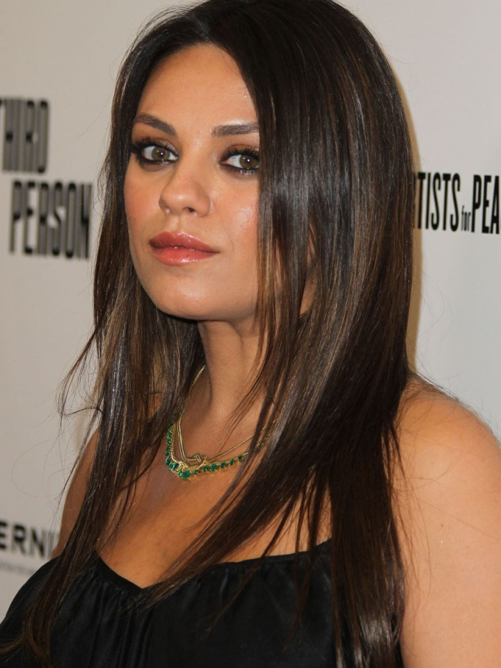Mila Kunis: Third Person Premiere -30