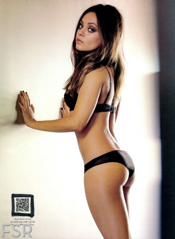 Mila Kunis - Sexy In Esquire magazine (Nov 2012 issue)
