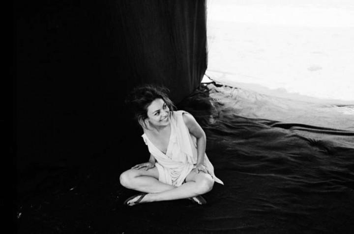 Mila Kunis: Gemfields 2014 Campaign -02