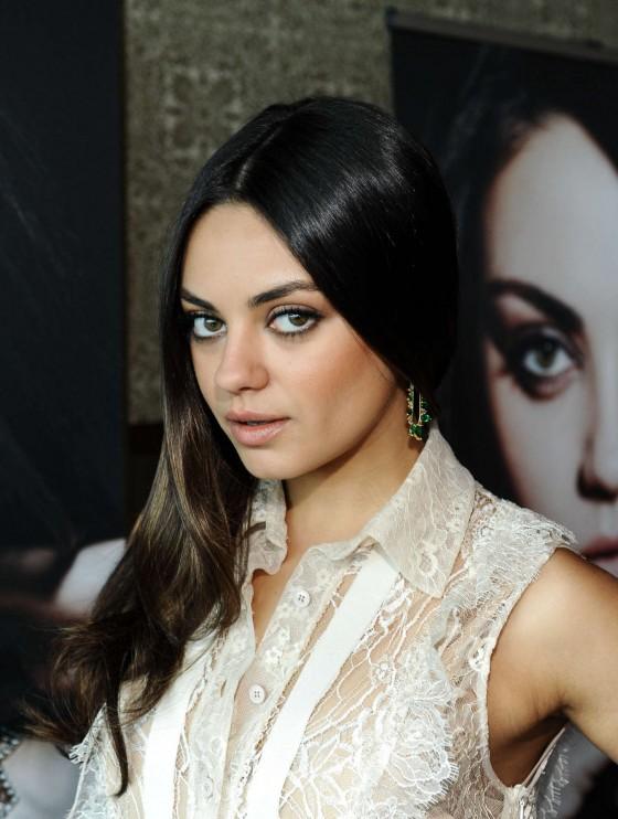 Mila Kunis – Gemfields New Brand Ambassador launch -03