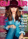 Mila Kunis- On gossp, her weight and her online dating habit- Glamour US August issue 2012