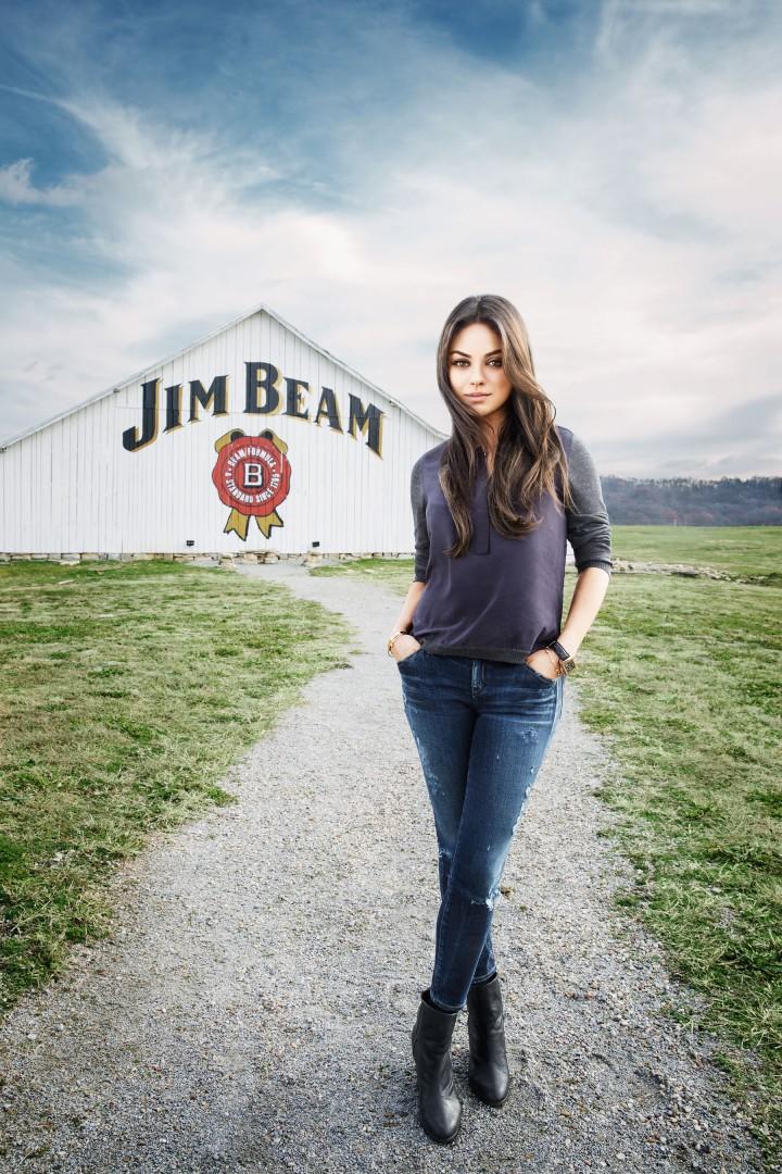 Mila Kunis – Jim Beam Promos