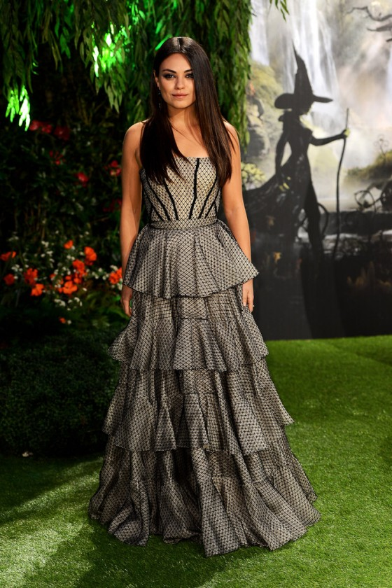 Mila Kunis – Oz The Great and Powerful Premiere in London -06