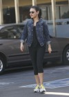 Mila Kunis hot in Spandex in LA-03