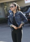Mila Kunis hot in Spandex in LA-07