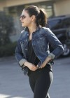 Mila Kunis hot in Spandex in LA-09