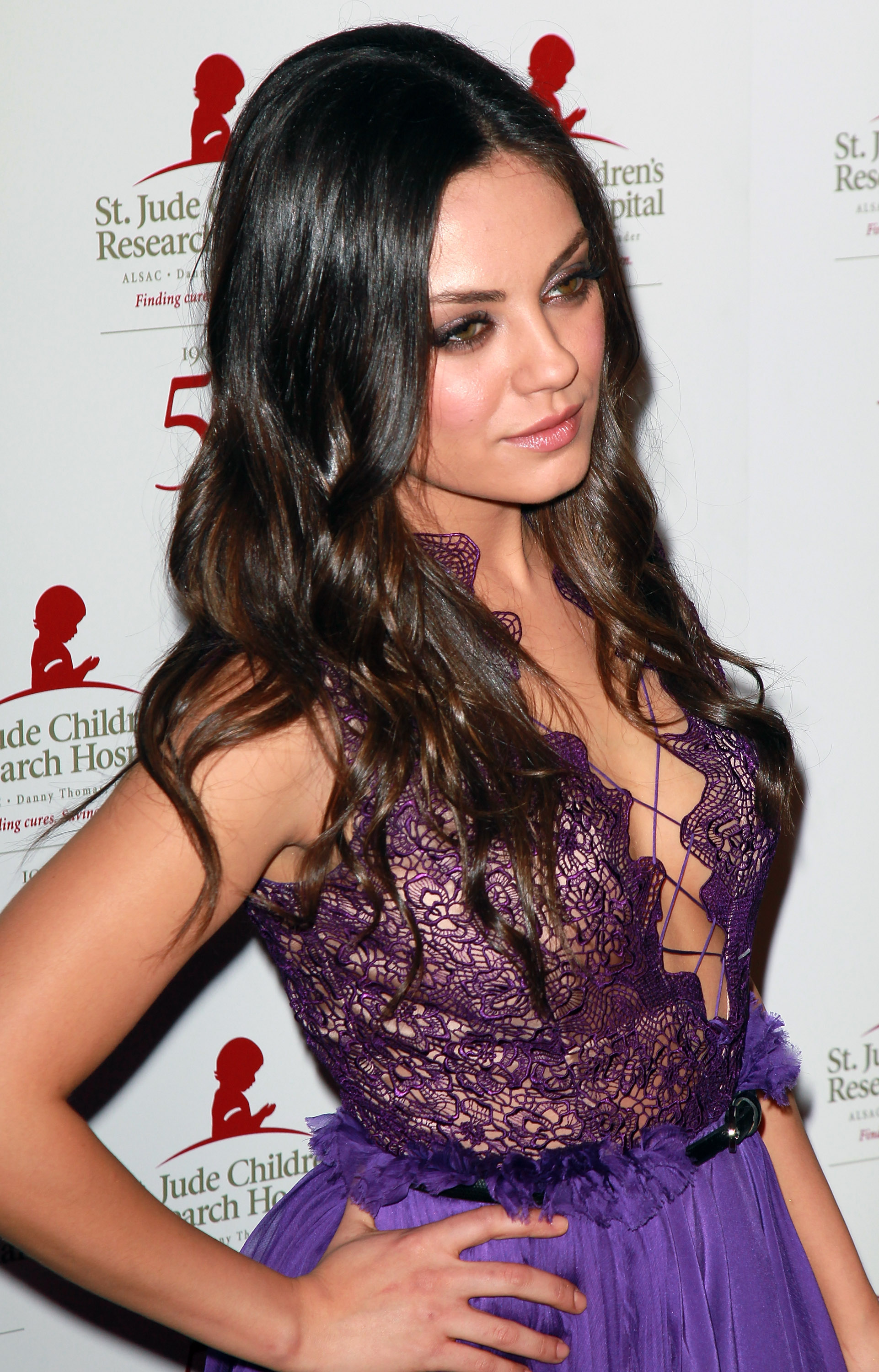 Cleavage Mila Kunis nude photos 2019
