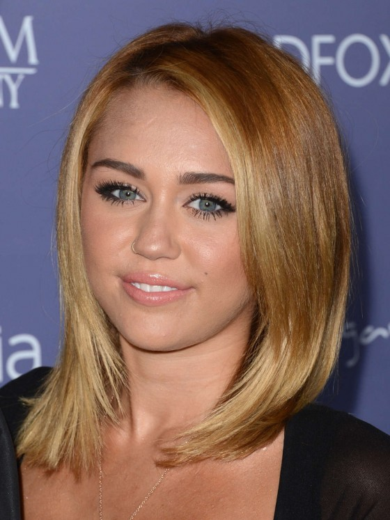 Miley Cyrus - 2012 Australians In Film Awards-13 - GotCeleb