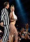Miley Cyrus Pictures: HOT VMA 2013 MTV Performance -17