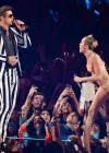 Miley Cyrus Pictures: HOT VMA 2013 MTV Performance -27
