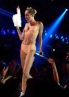 Miley Cyrus Pictures: HOT VMA 2013 MTV Performance -31