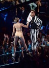 Miley Cyrus Pictures: HOT VMA 2013 MTV Performance -35