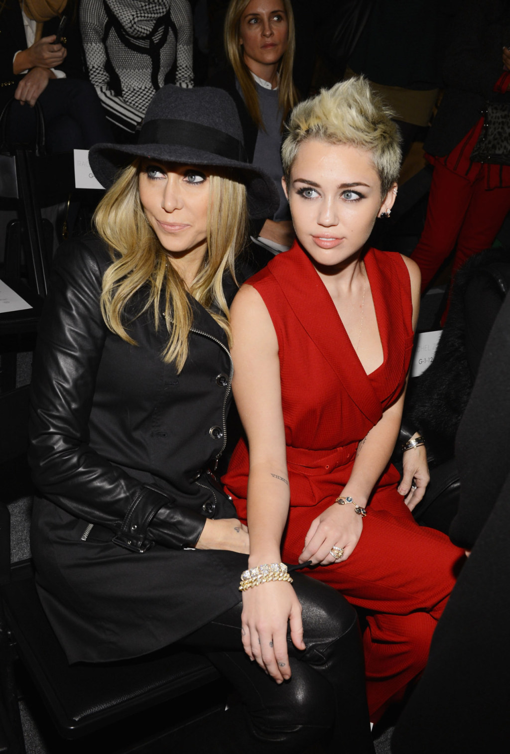 Miley Cyrus Fashion 2013