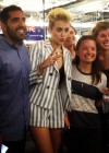 Miley Cyrus at Facebook Headquarters -06