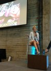 Miley Cyrus at Facebook Headquarters -07