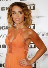Miley Cyrus cleavage at Celebrity Fight Night-19