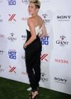 Miley Cyrus at the Maxim Hot 100 Party -10