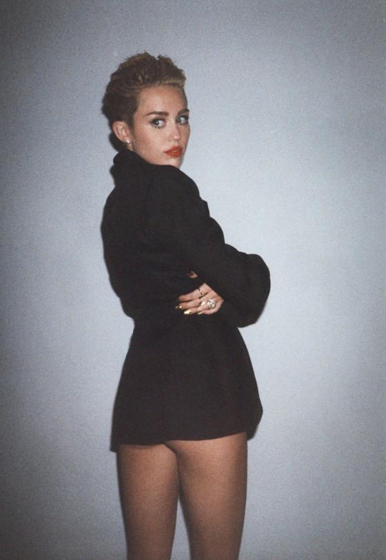 Miley Cyrus Bangerz Album Photos