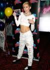 Miley Cyrus: Bangerz Promo in NYC -01