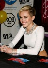 Miley Cyrus: Bangerz Promo in NYC -05
