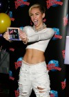 Miley Cyrus: Bangerz Promo in NYC -07