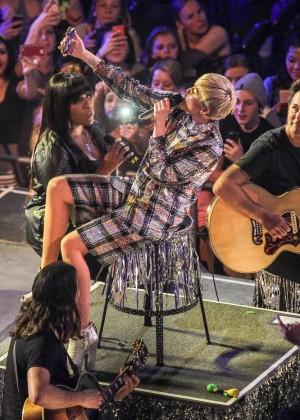Miley Cyrus: Bangerz Tour in Washington -35