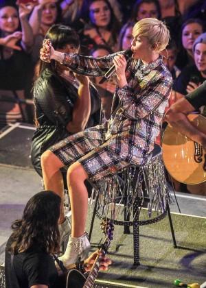 Miley Cyrus: Bangerz Tour in Washington -43
