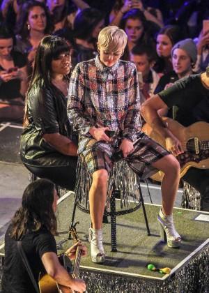 Miley Cyrus: Bangerz Tour in Washington -46