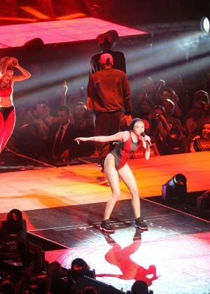 Miley Cyrus: Bangerz Tour in Washington -47