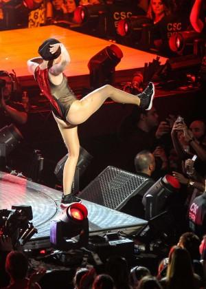 Miley Cyrus: Bangerz Tour in Washington -53