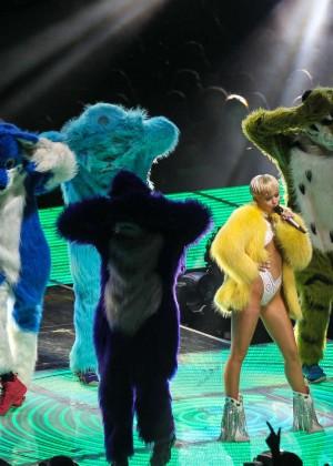 Miley Cyrus: Bangerz Tour in Washington -69