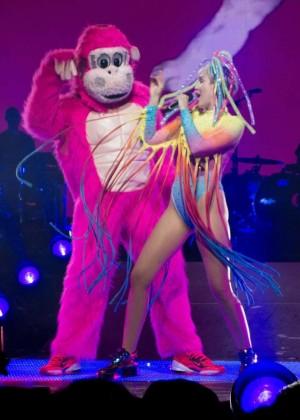 Miley Cyrus: Bangerz Tour in Adelaide -05
