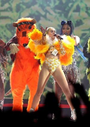Miley Cyrus - Bangerz Tour in Perth -32