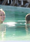 Miley Cyrus - Bikini at a Pool-08