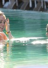 Miley Cyrus - Bikini at a Pool-14