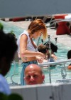 Miley Cyrus - Bikini in Miami-21